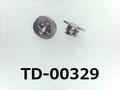 (TD-00329) SUSXM7 #0特ナベ [2202] + M1.4x1 パシペート