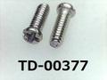 (TD-00377) SUSXM7 #0特ナベ [2006] +- M1.4x4.2 パシペート、ノジロック付