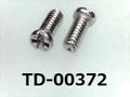 (TD-00372) SUSXM7 #0特ナベ [2006] +- M1.4x3.3 パシペート、ノジロックC