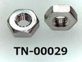 (TN-00029) SUS 六角ナット M2.5 (1種)