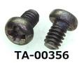 (TA-00356) チタン TW270 ナベ [3513] + M2x3 脱脂洗浄