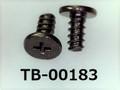 (TB-00183) 鉄16Aヤキ BT #0特ヒラ [3505] + 1.7x3.5 ベーキング、黒ニッケル