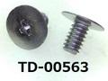 (TD-00563) 鉄16Aヤキ #0特ナベ [40025] + M1.7x3 生地