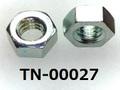 (TN-00027) 鉄 六角ナット M3.5 (1種)
