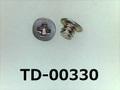 (TD-00330) SUSXM7 #0特ナベ [2202] + M1.4x1.2 パシペート