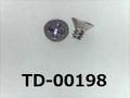 (TD-00198) SUSXM7 #0特サラ + M1x1.5 (D=1.8) パシペート