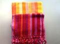 マヤ織りショール(コットン100%)