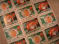 クリスマスシール・1957