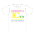 LOOP LIVE TOUR 2020 Tシャツ(白)