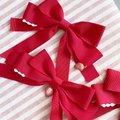 【sold out】chocolat Ribbon クリップ