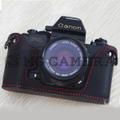 Canon(キャノン)New F-1用 本革カメラケース