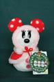 2011クリスマス スノーマンミニーぬいぐるみ Sサイズ