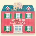 Duffy 2018壁掛けカレンダー