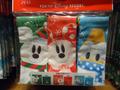 2011クリスマス 巾着3枚セット スノーマン