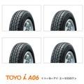 工賃・出張費無料|TOYO i A06〈145/80R12 80/78N〉4本|四駆トラック用