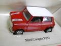 ミニカーMINI COOPER1990記念モデル