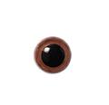 7.5mm ブラウン  クリスタルアイ