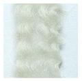 植毛カール ホワイト ハマナカ リアル羊毛フェルト
