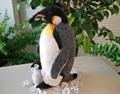 〈ペンギン〉 作家:岡島 奈津美 作品