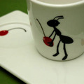 cup&plate set <picture version1>