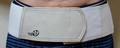 特許:健康ベルト(腰用布製ベルト)健康楽々くん