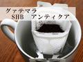 ノベルティ用珈琲 グァテマラ SHB アンティクア 10袋