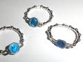 ヴィンテージパーツの指輪・銀(15S7)