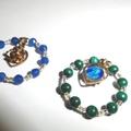 テレーズのバラのメダイの指輪(15A1)