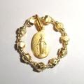 ゴールド/シルバーの指輪