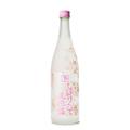白鴻 しぼりたて生原酒・桜ボトル720ml