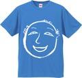 変人Tシャツ(青):XL