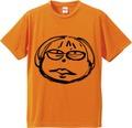 変人Tシャツ(赤):XL