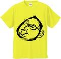 変人Tシャツ(黄):XL