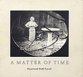 A Matter of Time(Contemporary photographers series : 1)