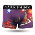 DARKHINY(ダークシャイニー)メンズボクサーパンツ -YELLOW LABEL- WRESTLING RING