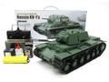 KV-1E 増加装甲型 エクラナミ 砲身リコイル、効果音、排煙バージョン