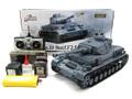 4号戦車F2型 砲身リコイル、効果音、排煙バージョン