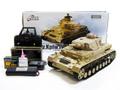 4号戦車F1型 2.4GHz・BB弾発射・効果音・排煙バージョン