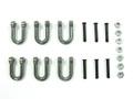 キングタイガー 金属製U字牽引フック(L) 6個セット