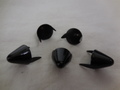 トールコーンヘッド 10p Black
