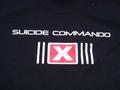 Tシャツsucide commando
