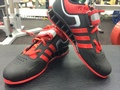 【Adidas】 Adipower Weightlifting Shoes 黒/赤