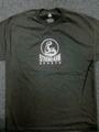 ストロングアームTシャツ(黒)あるいは(白)