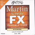 MFX645 Martin FLEXIBLE CORE  0125-0550  80/20 Bronze   520円