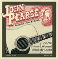 160SL  John Pearse (ジョン・ピアス)  11-50 80/20ブロンズ  950円