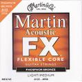 MFX745 Martin FLEXIBLE CORE  0125-0550  Phosphor Bronze   650円