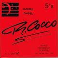 R.Cocco RC5CWNT 45-130 TAPERED リチャードココ ベース弦 3900円