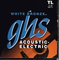 WB-TL GHS 12-50 White Bronze True Light  アコギ弦  850円