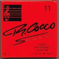 R.Cocco RC11 11-50 リチャードココ エレキ弦 945円