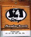 P1254 SIT Strings 12-54 Light Phosphor Bronze アコースティックギター弦 630円
